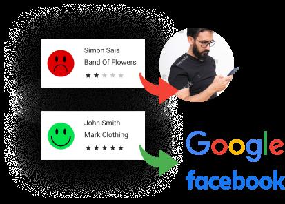 google-facebook-reviews